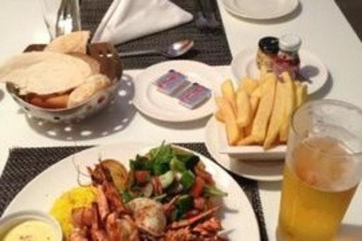 Chai Lobby Lounge  / Pearl Rotana Capital Centre / Abu Dhabi
