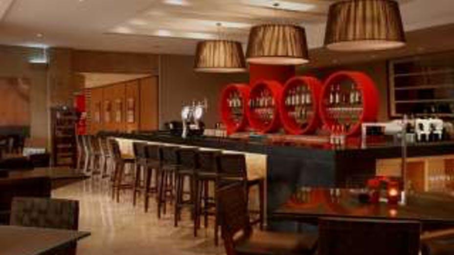 Rosso Restaurant - Amwaj Rotana Hotel & Resort