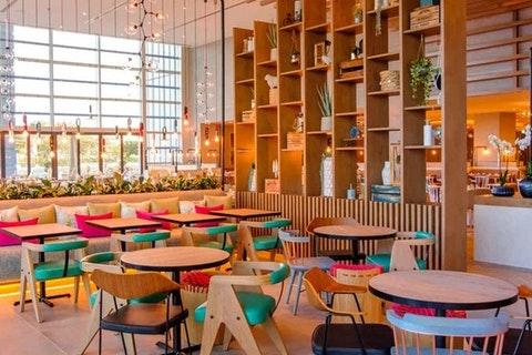 Zeste - Holiday Inn Dubai Festival City