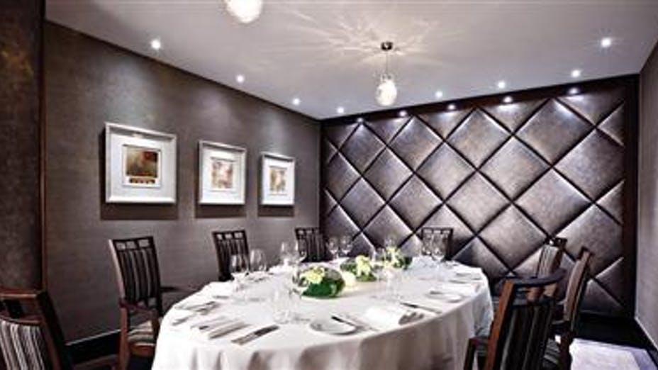 The Exchange Grill - Fairmont Dubai