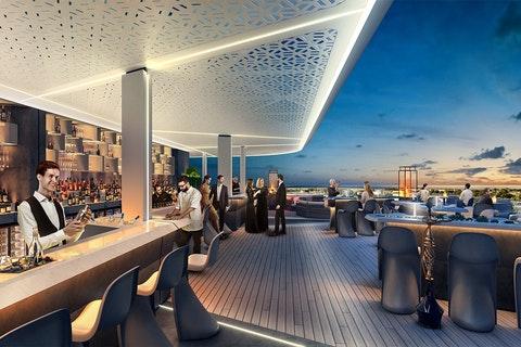 BIBE Roof Top Bar