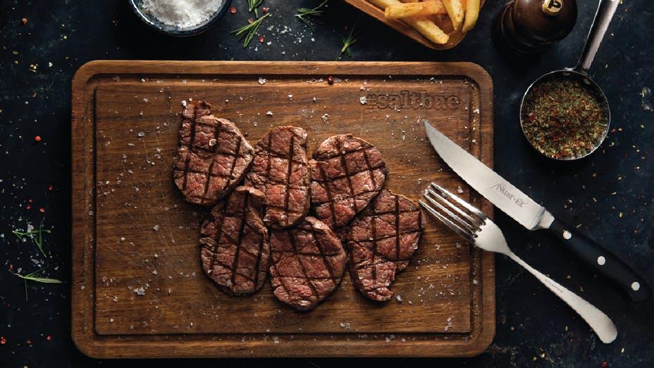 Nusr-Et Steakhouse Abu Dhabi